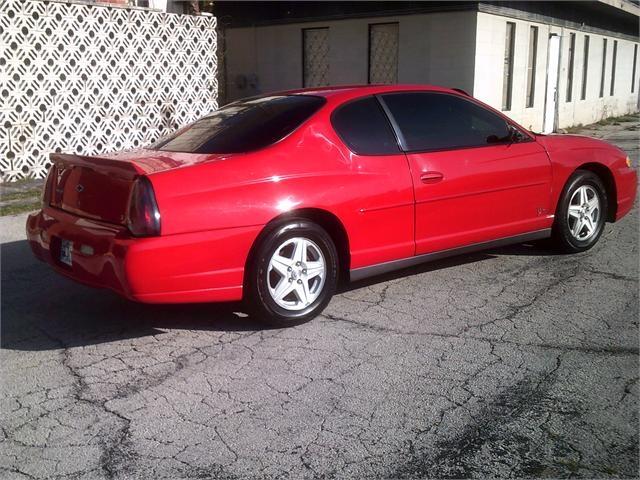 Chevrolet Monte Carlo 2004 price $1,000