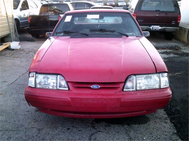 Ford Mustang 1993 price $3,000