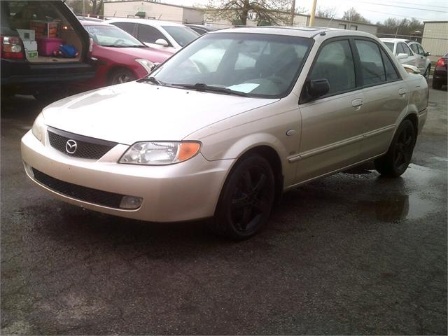 Mazda Protege 2002 price $1,000