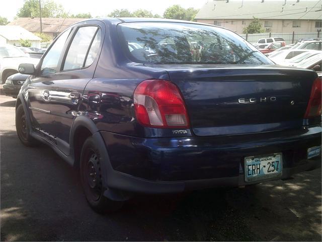Toyota ECHO 2001 price $2,500
