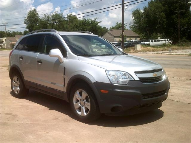 Chevrolet CAPTIVA SPORT 2013 price $6,000