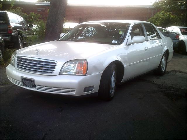 2002 Cadillac Deville SEDAN