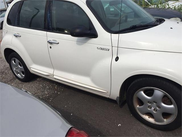 Chrysler PT Cruiser 2002 price $1,500