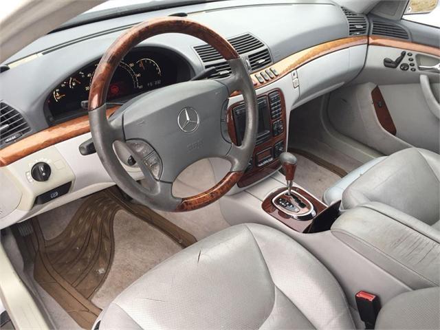 Mercedes-Benz S-Class 2001 price $3,000