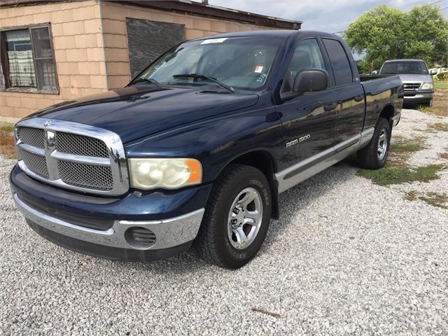 Dodge Ram 1500 2002 price $4,500