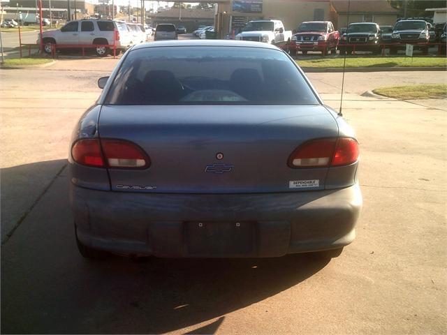 Chevrolet Cavalier 1999 price $1,500