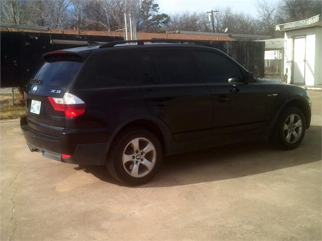 BMW X3 2007 price $6,000