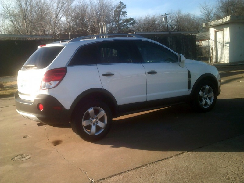 Chevrolet Captiva Sport Fleet 2012 price $6,000
