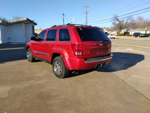 Jeep Grand Cherokee 2005 price $7,000