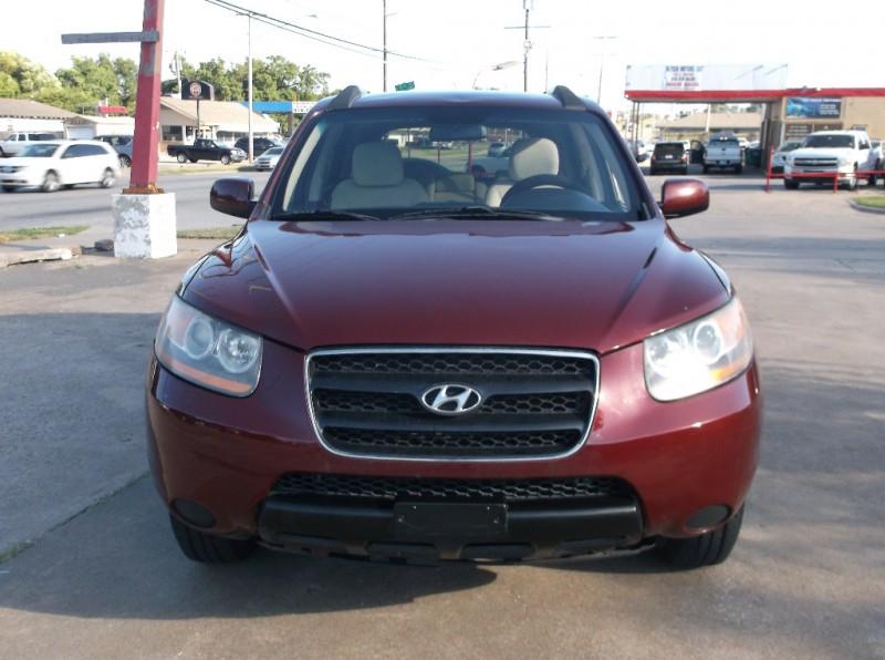 Hyundai Santa Fe 2008 price $3,800