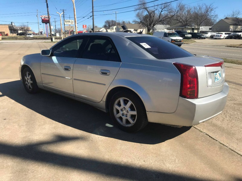 Cadillac CTS 2006 price $3,000