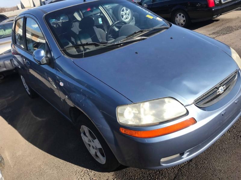 Chevrolet Aveo 2007 price $3,000