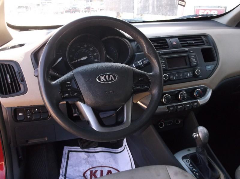 Kia Rio 2013 price $5,500