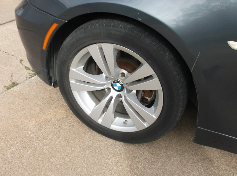 BMW 5-Series 2009 price $6,000