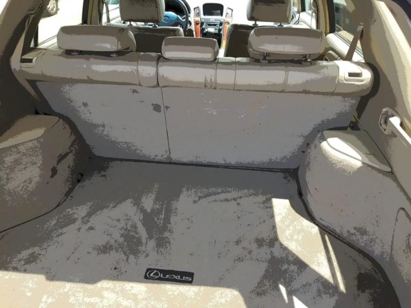 Lexus RX 300 Luxury SUV 1999 price $2,500