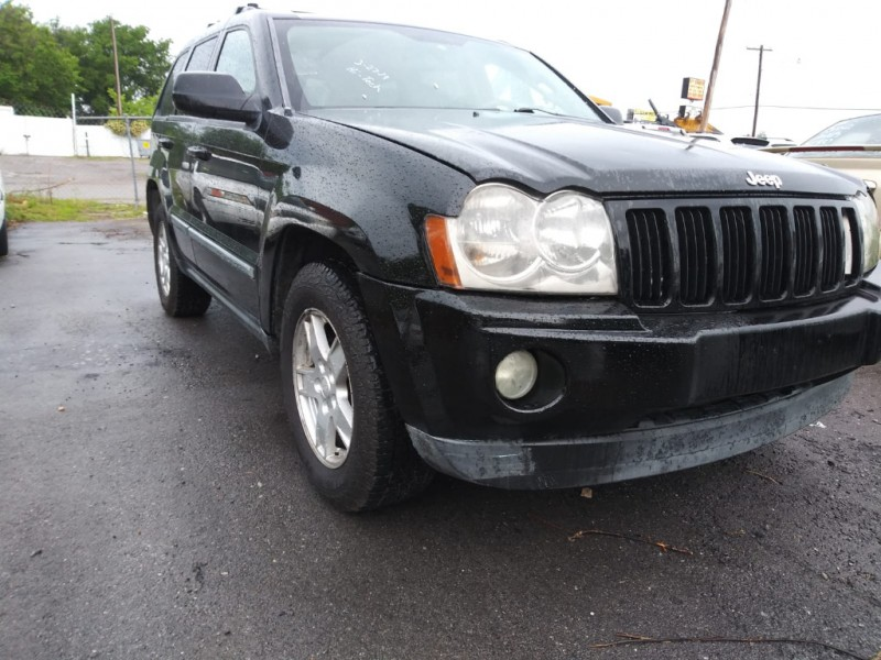 Jeep Grand Cherokee 2007 price $4,500