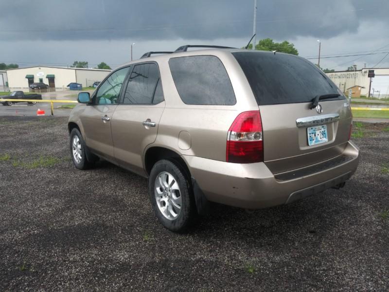 Acura MDX 2003 price $2,500