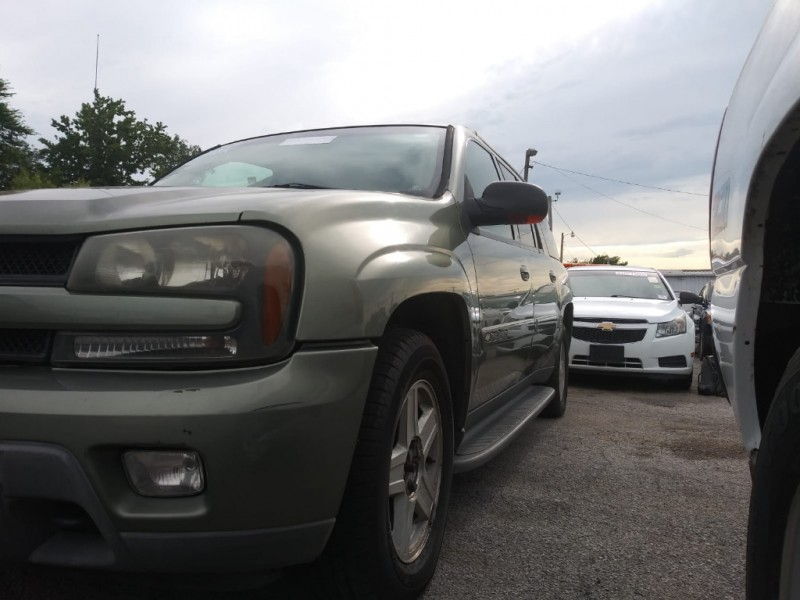 Chevrolet TrailBlazer 2003 price $3,000