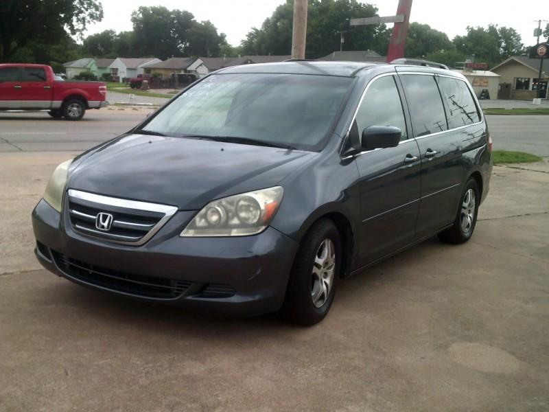 Honda Odyssey 2006 price $4,000