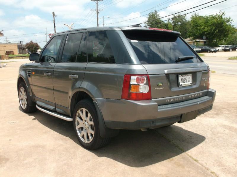 Land Rover Range Rover Sport 2008 price $9,500