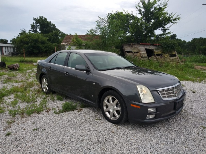Cadillac STS 2007 price $4,500