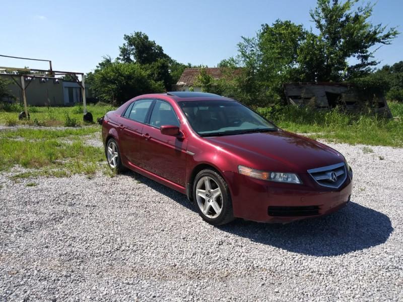 Acura TL 2005 price $4,000