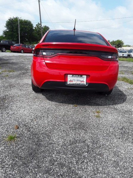 Dodge Dart 2016 price $8,500