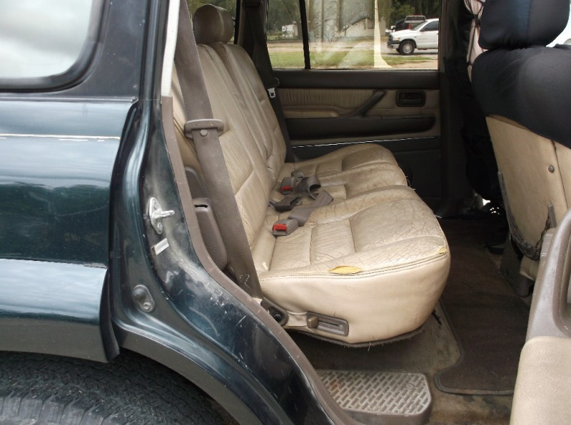 Toyota Land Cruiser 1995 price $2,500