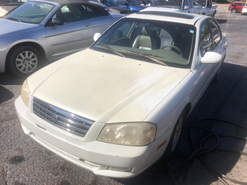 Kia Optima 2002 price $1,500