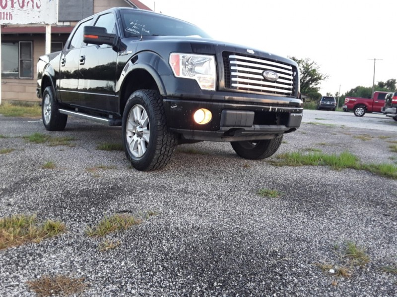 Ford F-150 2011 price $11,000