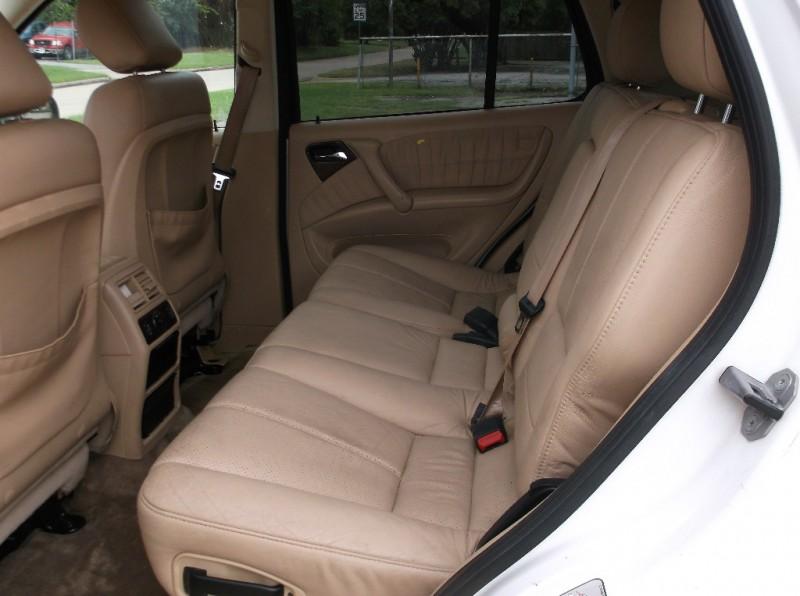 Mercedes-Benz M-Class 2003 price $2,500