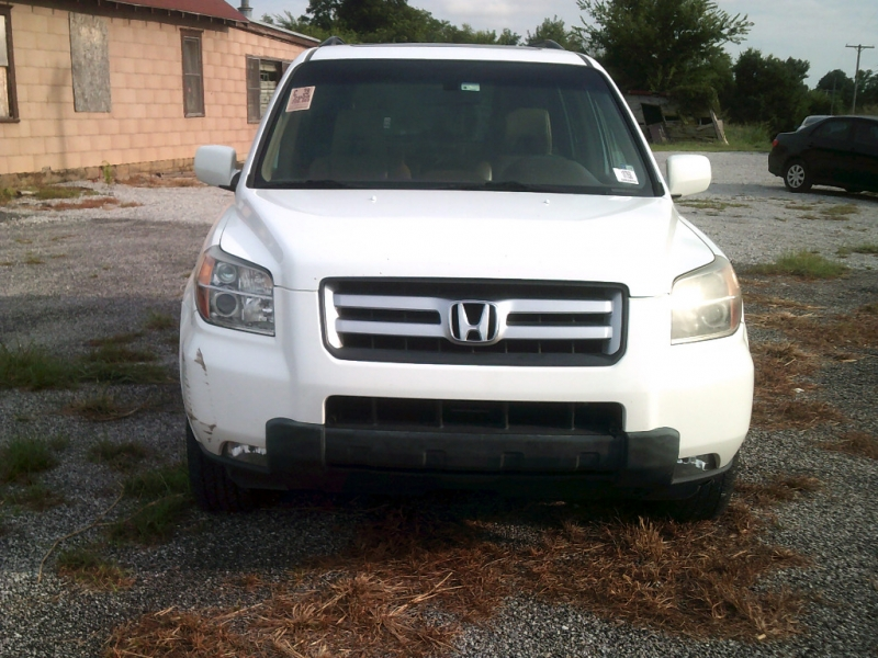 Honda Pilot 2008 price $4,000