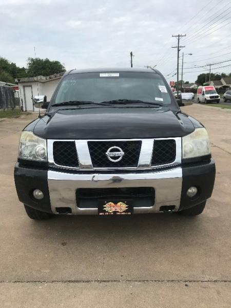 Nissan Titan 2005 price $6,000