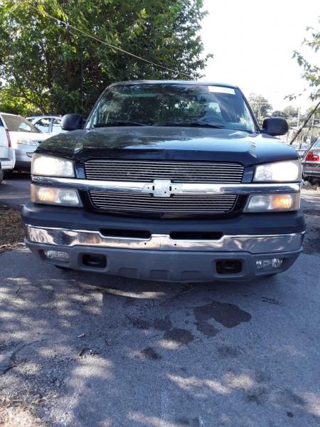 Chevrolet Silverado 1500 2004 price $3,500