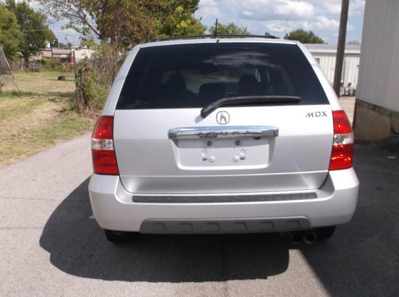 Acura MDX 2003 price $3,000