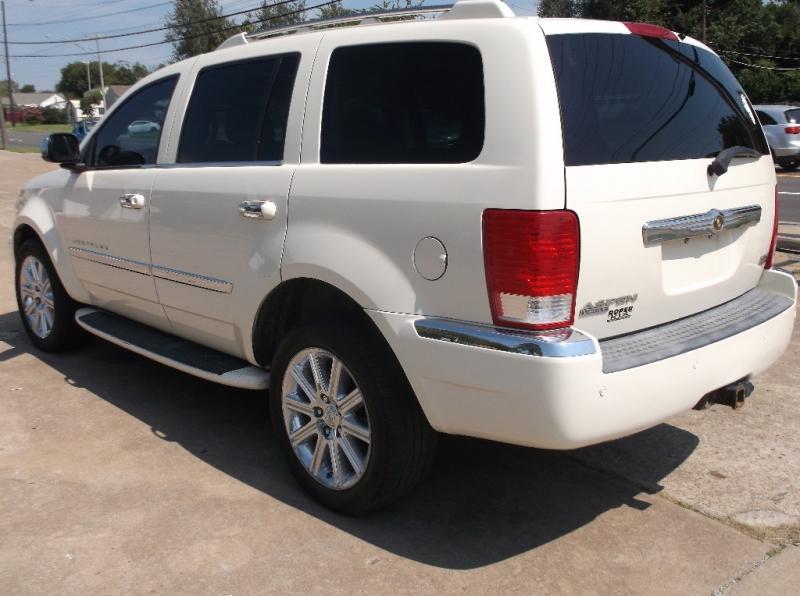 Chrysler Aspen 2007 price $4,000