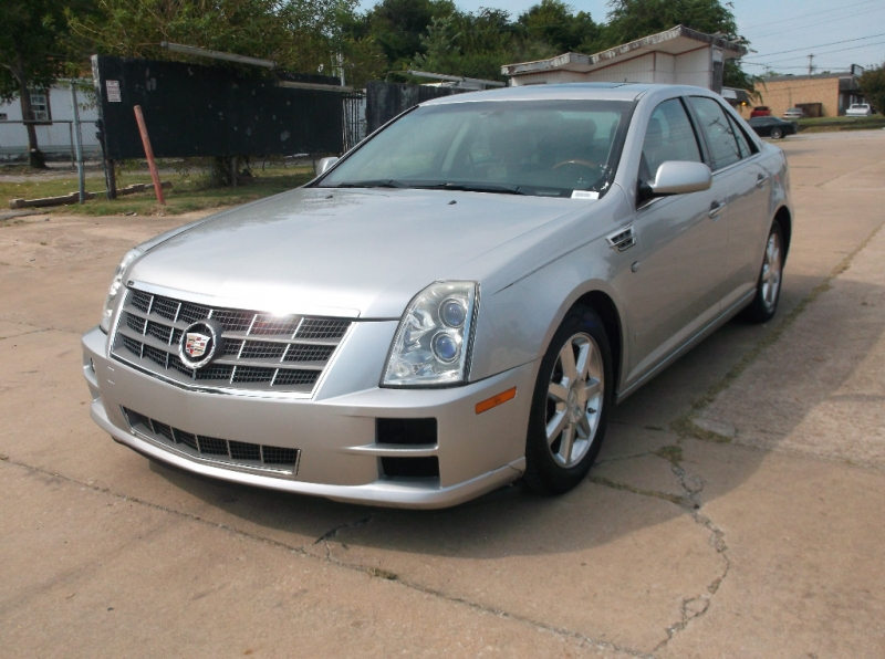 Cadillac STS 2008 price $5,500