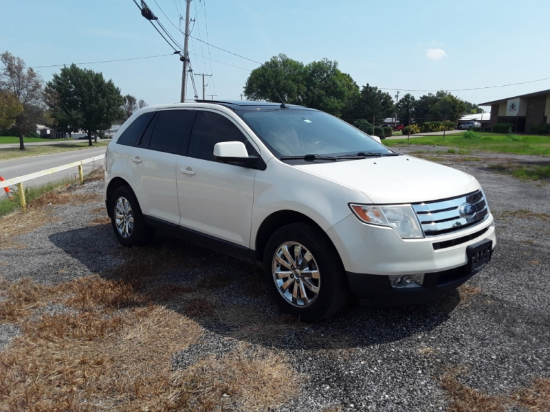 Ford Edge 2008 price $5,500
