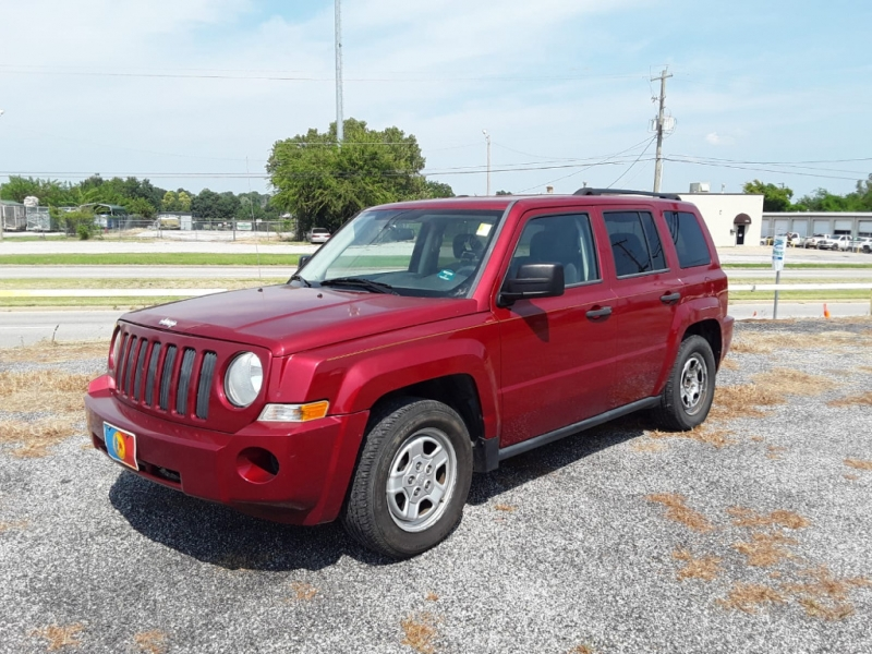 Jeep Patriot 2009 price $5,000