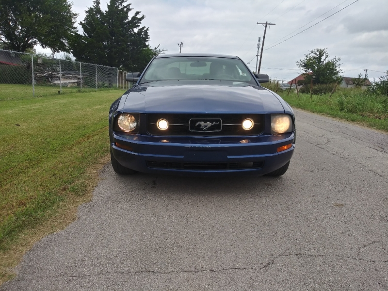Ford Mustang 2008 price $4,000
