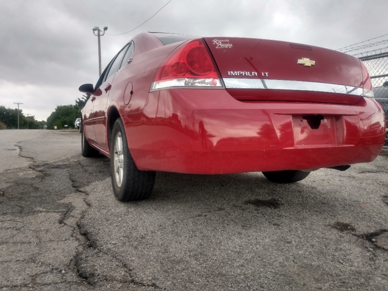 Chevrolet Impala 2007 price $5,000