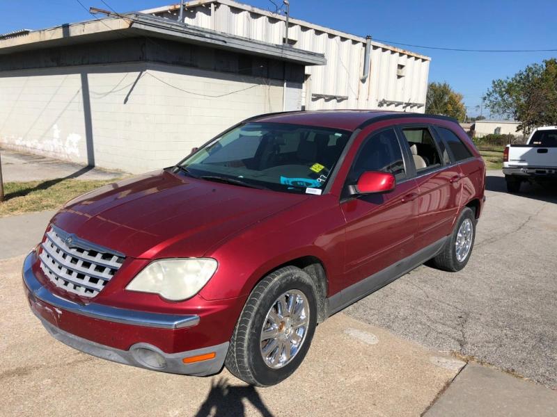 Chrysler Pacifica 2007 price $2,000