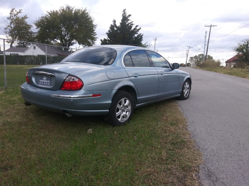 Jaguar S-TYPE 2003 price $3,000