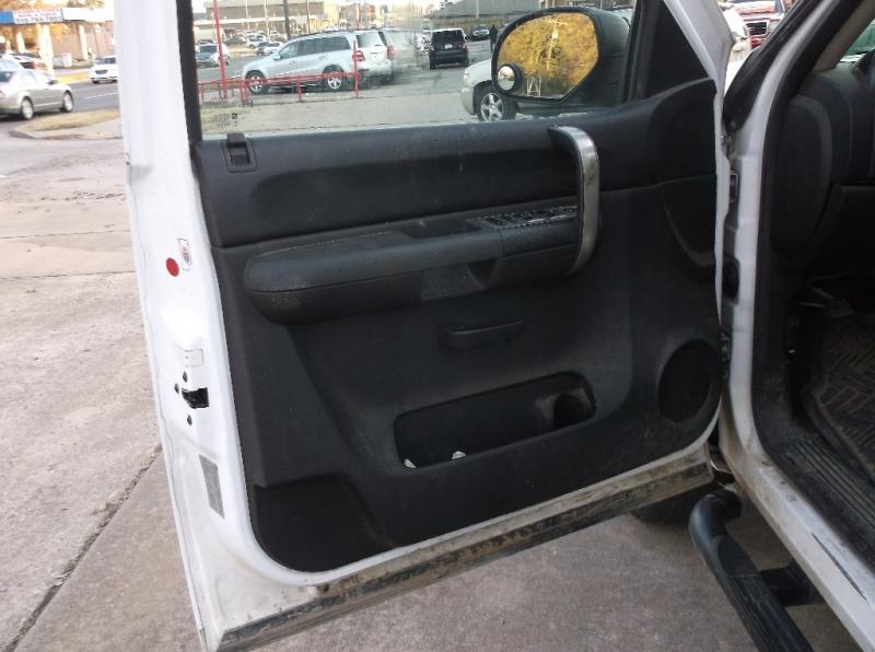 Chevrolet Silverado 1500 2008 price $4,500