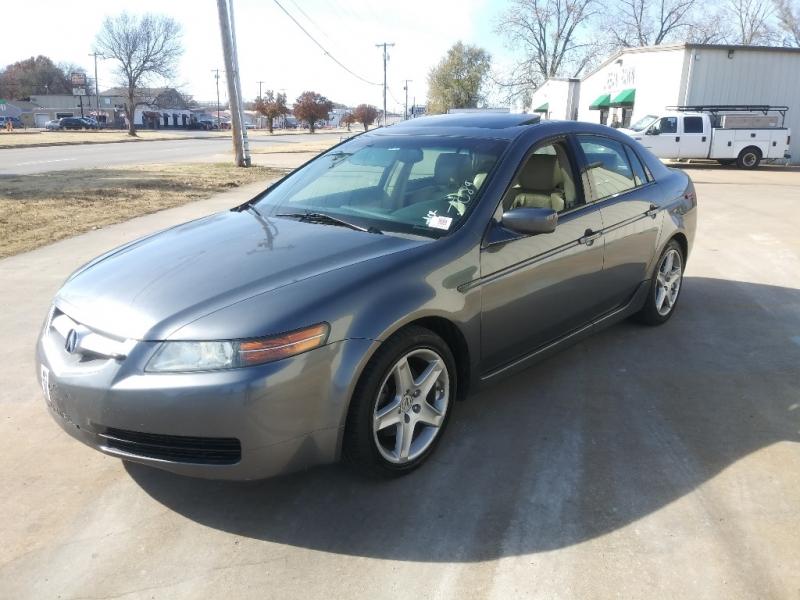 Acura TL 2006 price $3,000