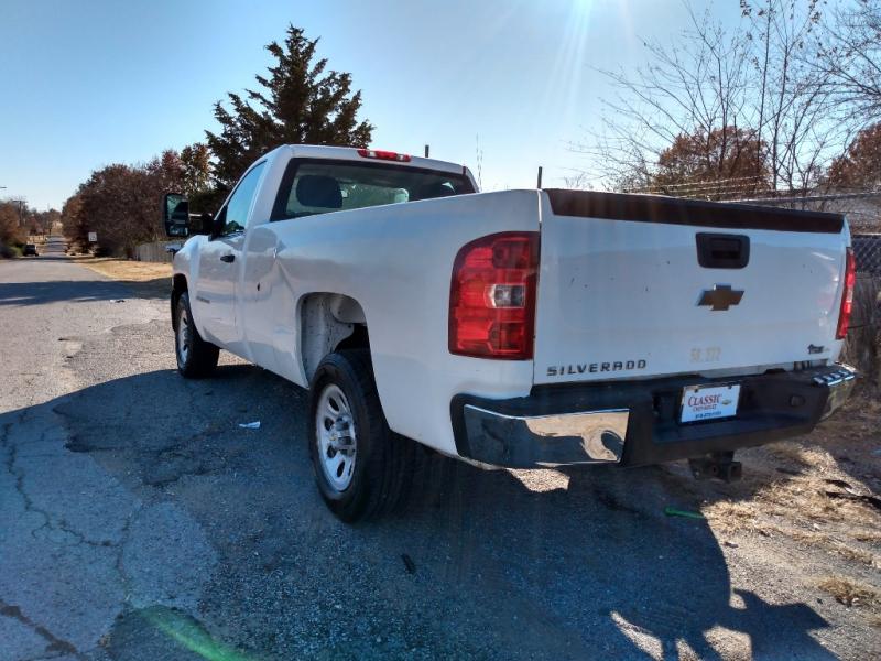 Chevrolet Silverado 1500 2009 price $4,000