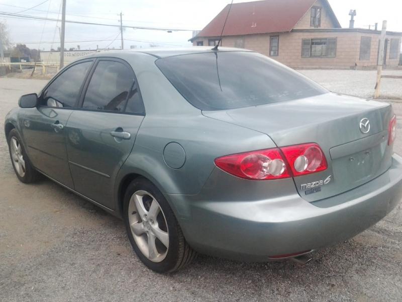 Mazda Mazda6 2004 price $3,000