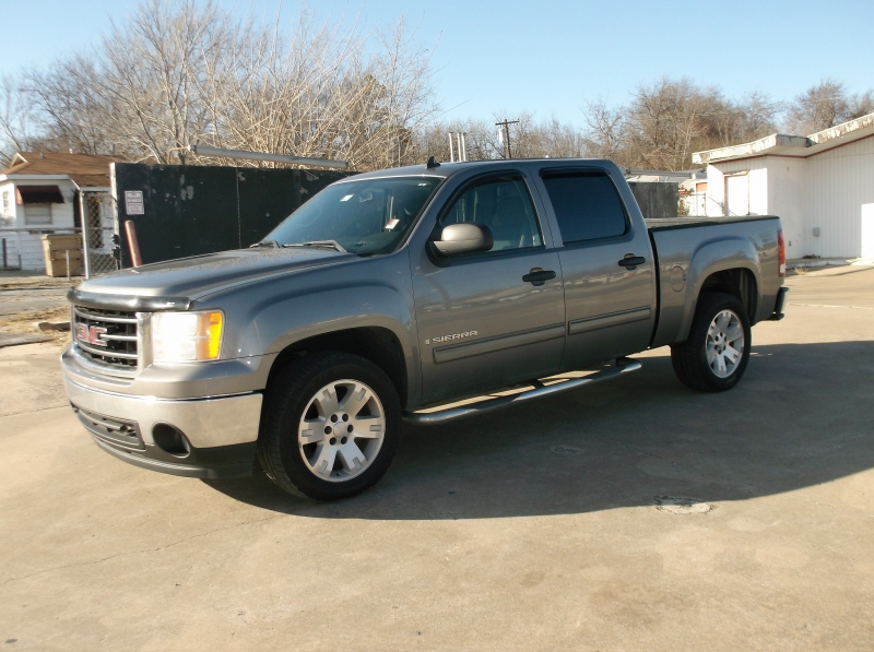 GMC Sierra 1500 2007 price $9,000