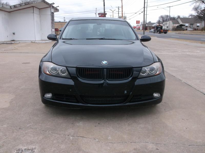 BMW 3-Series 2007 price $6,000