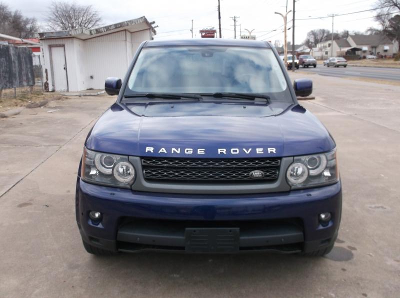 Land Rover Range Rover Sport 2011 price $13,000